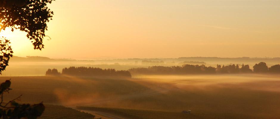 Levé du soleil / Sunrise
