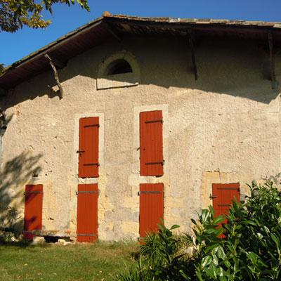 Chateau de HARTES - La Grange